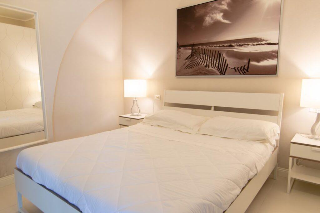 404 Bilocale Superior Camera da letto1